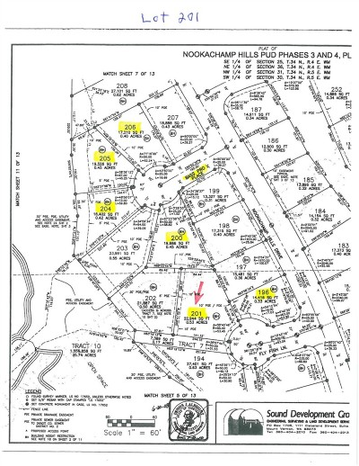 Mount Vernon Residential Lots & Land For Sale: Fly Fish Lane