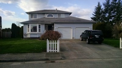 Everson Single Family Home Sold: 203 Evergreen Wy