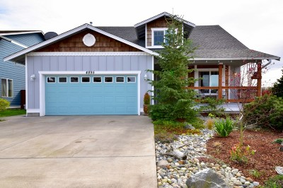 Birch Bay Single Family Home Sold: 4895 Dory Ct