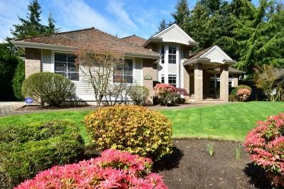 Blaine Single Family Home Sold: 5404 Quail Run