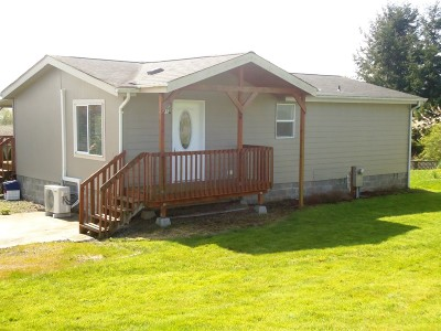 Birch Bay Single Family Home Sold: 5545 Hillvue Rd