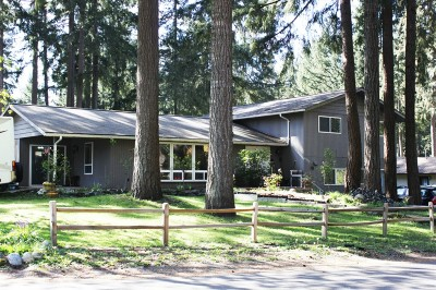 Thurston County Single Family Home For Sale: 4209 Candlewood Dr SE