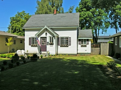 Lynden Single Family Home Sold: 1314 Front