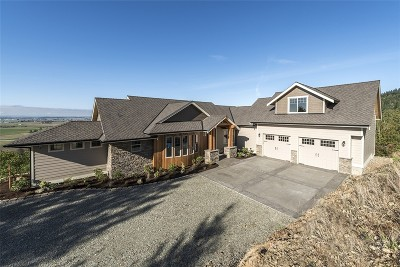 Sedro Woolley Single Family Home Sold: 7622 Avalon Heights Wy