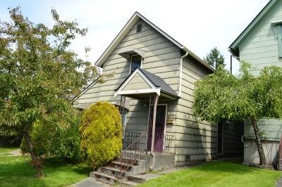 Bellingham Single Family Home Sold: 1420 Ellis St