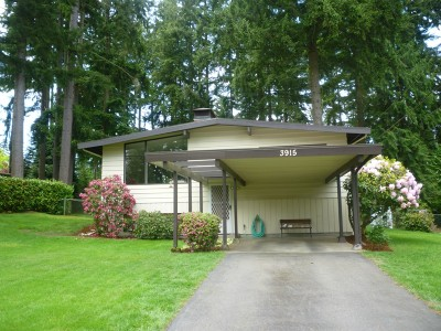 Bellevue WA Single Family Home Sold: $470,000
