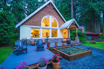 Glacier Single Family Home Sold: 7044 Austin Pass Rd