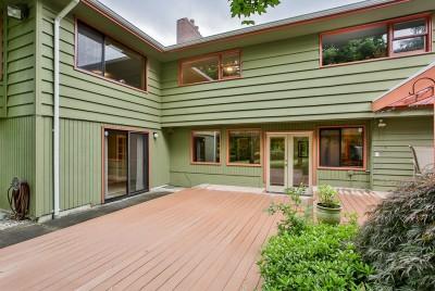 Bellingham Single Family Home Sold: 1215 Undine St