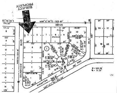 Residential Lots & Land For Sale: 21 E Soundview Dr. Dr
