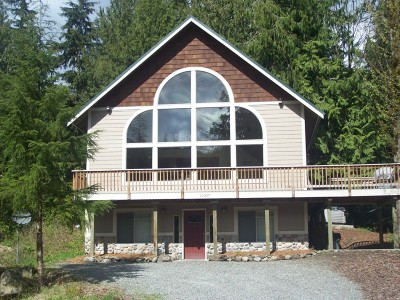 Glacier Single Family Home Sold: 12007 Welcome Rd