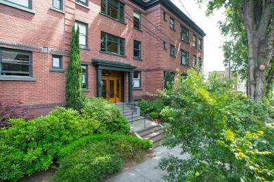 Condo/Townhouse Sold: 1216 1st Ave W #302