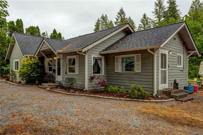 Maple Falls Single Family Home Sold: 7766 Silver Lake Rd