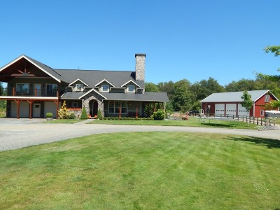 Everson Single Family Home Sold: 8738 Trapline Rd