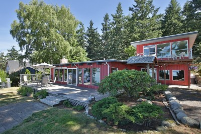 Freeland Single Family Home Sold: 5036 Scurlock Rd