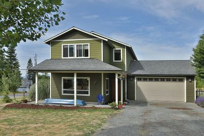 Coupeville Single Family Home Sold: 1186 Dewey Dr