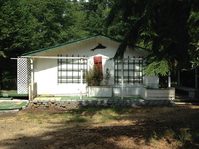 Freeland Single Family Home Sold: 4218 East Harbor Rd