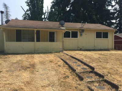 Single Family Home Sold: 827 SW 306th St