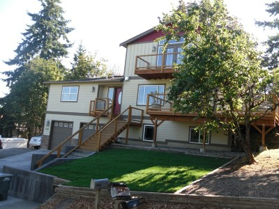 Bellingham Single Family Home Sold: 1260 Queen St
