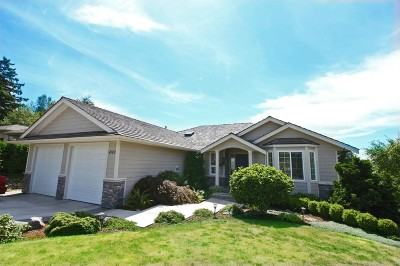 Birch Bay Single Family Home Sold: 4743 S Golf Course Dr