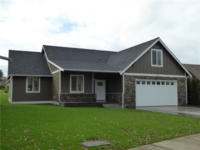 Everson Single Family Home Sold: 825 Red Maple Lp