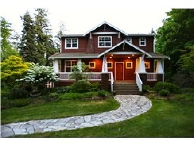 Bow Single Family Home Sold: 9418 Marshall Rd