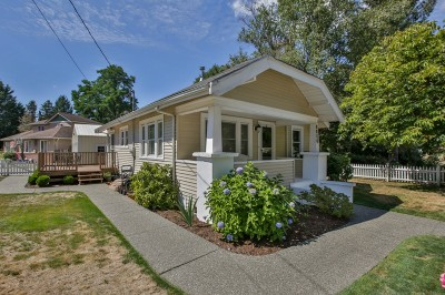 Lynden Single Family Home Sold: 8507 Depot Rd