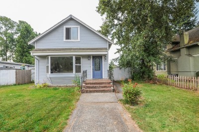 Blaine Single Family Home Sold: 533 C St