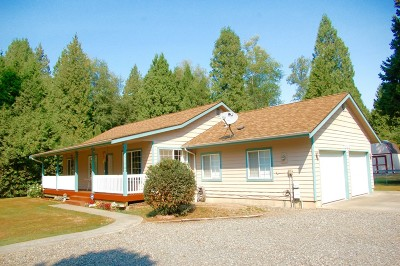 Birch Bay Single Family Home Sold: 7995 Carson Rd