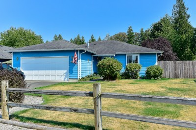 Sumas Single Family Home Sold: 418 Wilson Lane