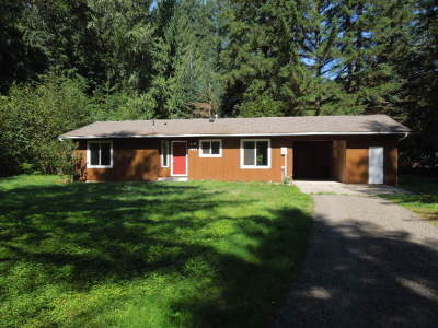Maple Falls Single Family Home Sold: 7893 Silver Lake Rd