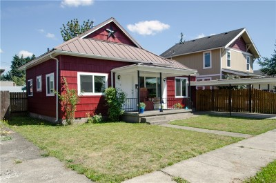 Single Family Home Sold: 1112 G St