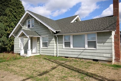 Ferndale Single Family Home Sold: 5652 Second Ave