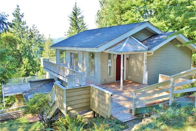 Single Family Home Sold: 106 Grand View Lane