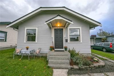 Bellingham Single Family Home Sold: 2108 Franklin St