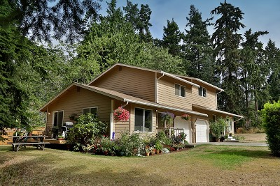 Freeland Single Family Home Sold: 5773 Daymar Place