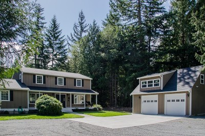 Clinton Single Family Home Sold: 4074 Deer Lake Rd