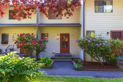 Blaine Condo/Townhouse Sold: 7650 Birch Bay Dr #M6