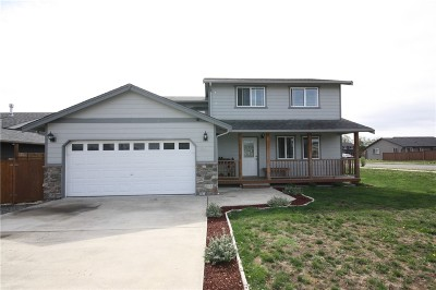 Ferndale Single Family Home Sold: 6457 Portal Manor Dr