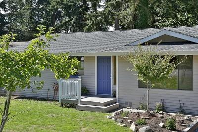Freeland Single Family Home Sold: 5920 Mountain View Lane