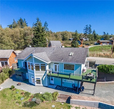 Coupeville Single Family Home Sold: 1124 Halsey Dr