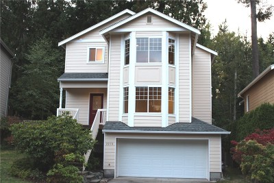 Bellingham Single Family Home Sold: 2210 Sweetbay Dr