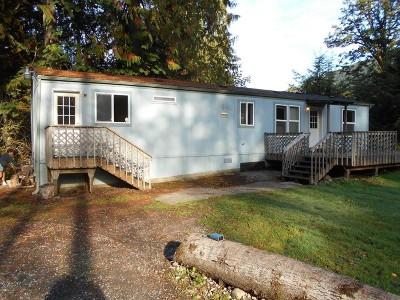 Glacier Single Family Home Sold: 9861 Mt. Baker Hwy