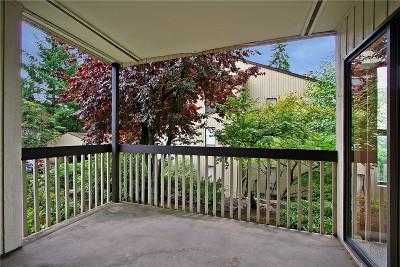 Bellevue Condo/Townhouse Sold: 10919 NE 35th Place #1