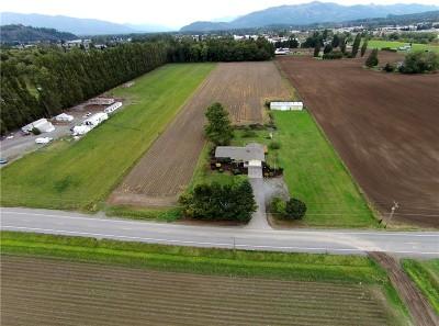 Burlington Single Family Home Sold: 12727 Pulver Rd