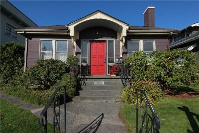 Bellingham Single Family Home Sold: 2005 F St