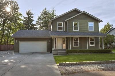 Lynden Single Family Home Sold: 8419 Double Ditch Rd