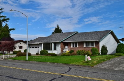 Lynden Single Family Home Sold: 408 N 17th St