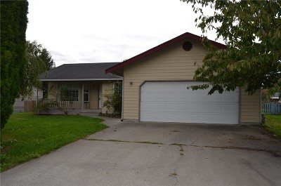 Nooksack Single Family Home Sold: 803 Nooksack Rd