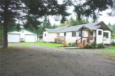 Everson Single Family Home Sold: 4004 Mt. Baker Hwy