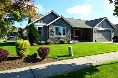 Lynden Single Family Home Sold: 1305 Pearl Lp